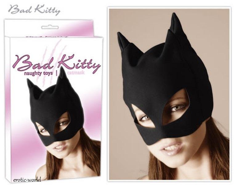 Bad Kitty Maska BAD KITTY KOČIČÍ