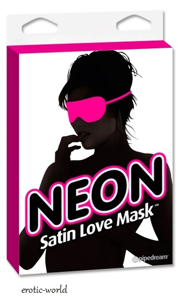 Pipedream Maska NEON PINK