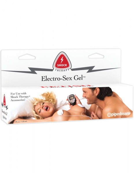 Pipedream Gel FF Series SHOCK THERAPY Electro SEX GEL