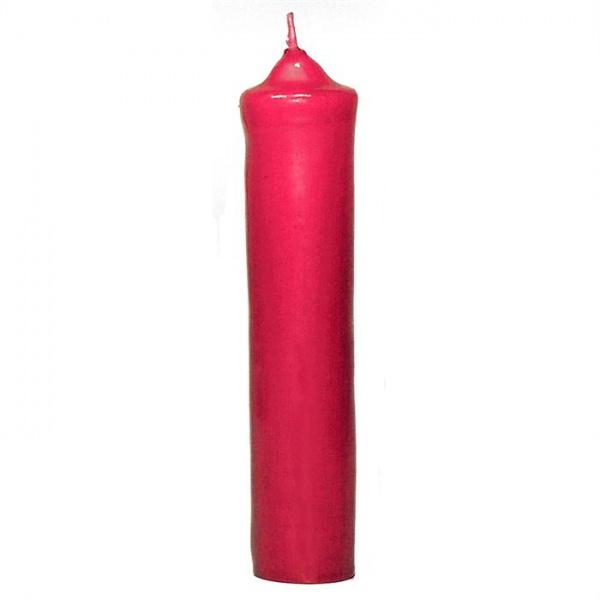 Červená svíce SM