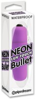 Pipedream Vibrátor NEON LUV TOUCH BULLET purple