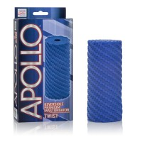 California Exotics Novelties Masturbátor Apollo Reversible Premium - Blue