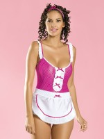 Obsessive Sexy kostým Obsessive Creola maid S/M